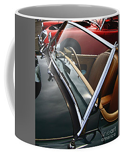 Coffee Mug featuring the photograph Through The Looking Glass by Stephen Mitchell