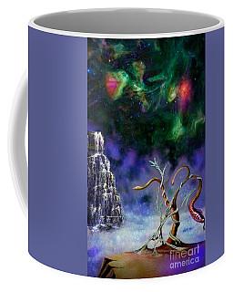 Through The Mirror Coffee Mug