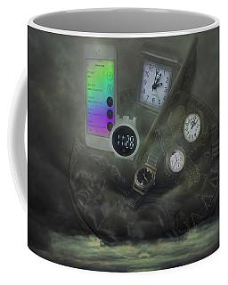 Through The Mists Of Time Coffee Mug