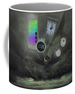 Through The Mists Of Time Coffee Mug