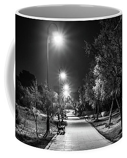 Through The Park. Coffee Mug
