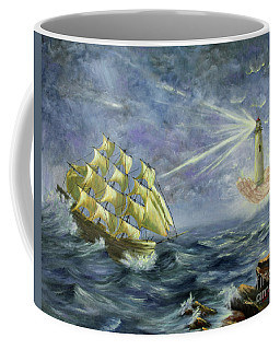 Through The Storm Coffee Mug