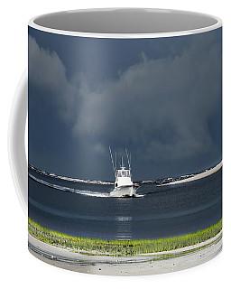 Through The Storm Coffee Mug by Phil Mancuso
