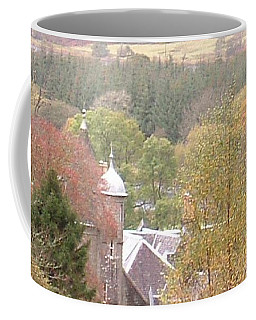 Through The Trees Coffee Mug