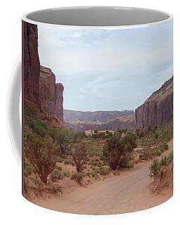Through The Valley Coffee Mug
