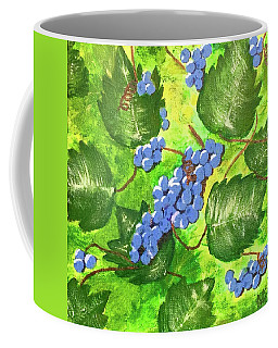 Through The Vines Coffee Mug