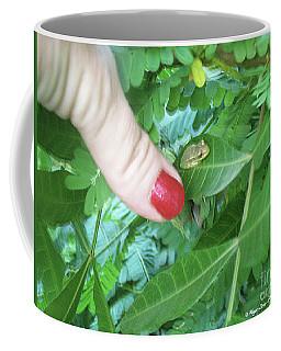 Coffee Mug featuring the photograph Thumb Sized by Megan Dirsa-DuBois