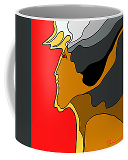 Thunder God Coffee Mug