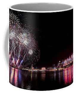 Thunder Over Louisville Coffee Mug