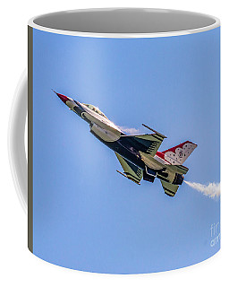 Coffee Mug featuring the photograph Thunderbird #5 by Nick Zelinsky