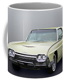 Coffee Mug featuring the photograph Thunderbird In 63 by Bill Dutting