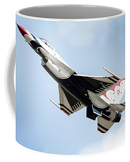 Thunderbird Coffee Mug by Lawrence Burry