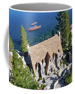Thunderbird Lodge Aerial Coffee Mug