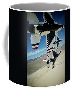 Thunderbirds Photo Coffee Mug