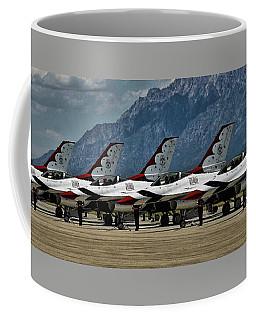 Thunderbirds Ready Coffee Mug