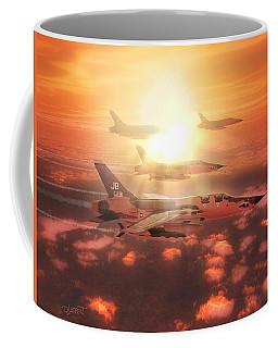 Thunderchief Dawn Coffee Mug