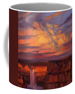 Thundercloud Over The Palouse Coffee Mug
