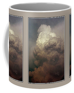 Thunderhead Coffee Mug by Krista-
