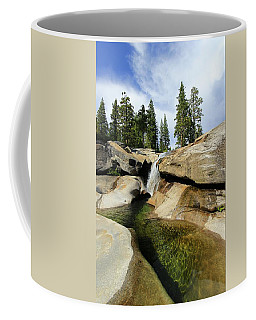 Coffee Mug featuring the photograph Thundershowers Brewing by Sean Sarsfield