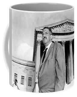 Thurgood Marshall Coffee Mug