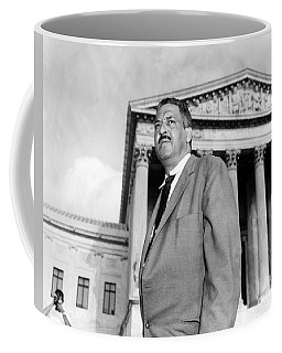 Thurgood Marshall Coffee Mug