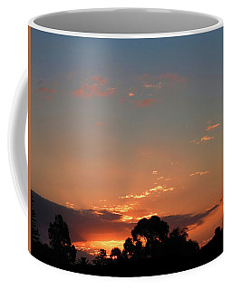 Coffee Mug featuring the photograph Thursday Sunset by Mark Blauhoefer