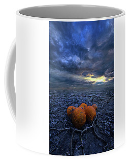Thus Begins November Coffee Mug