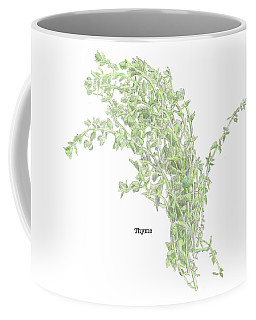 Thyme Coffee Mug