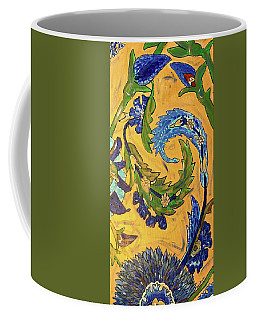 Ti Amo   Old Italian Tile Coffee Mug