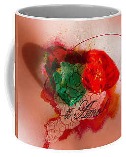 Ti Amo Too Coffee Mug