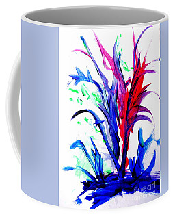 Ti Coffee Mug by Fred Wilson