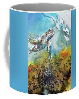 Tiaraunu Coffee Mug by Ed Heaton