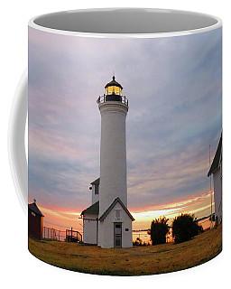 Tibbetts Point Lighthouse, July Sunset Coffee Mug