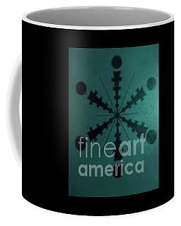 Tibetan I-eye Wheel Coffee Mug