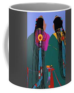 Tibetan Women Coffee Mug