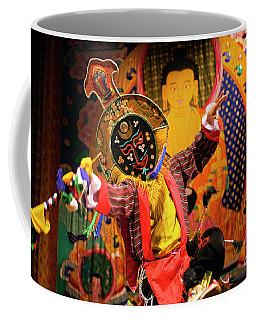 Tibetan_d240 Coffee Mug
