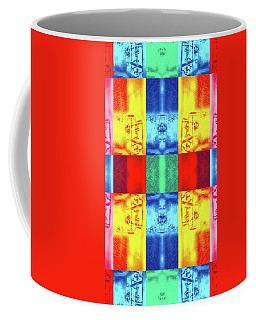 Tic Tac Abbey Coffee Mug
