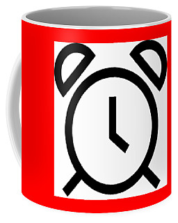 Tick Talk Coffee Mug by Now
