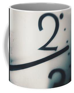 Tick Tick Tick Tock Coffee Mug