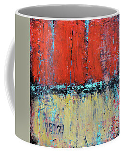 Ticket No. 72173 Coffee Mug