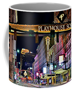 Coffee Mug featuring the photograph Tickets Available by Frozen in Time Fine Art Photography
