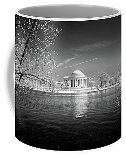 Tidal Basin Jefferson Memorial Coffee Mug