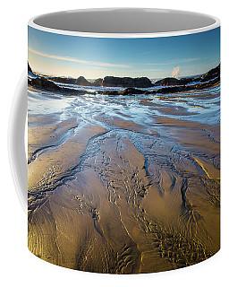 Tidal Patterns Coffee Mug