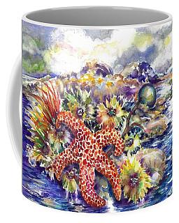 Tidal Pool I Coffee Mug