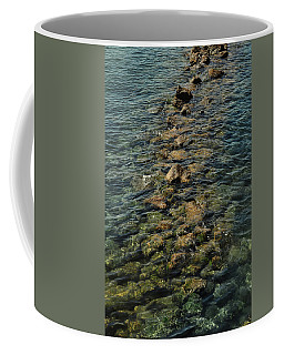 Tidal Rocks Coffee Mug