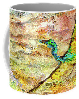 Tide Reflection Coffee Mug