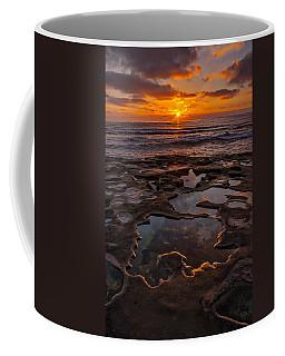 Tidepools At La Jolla Coffee Mug