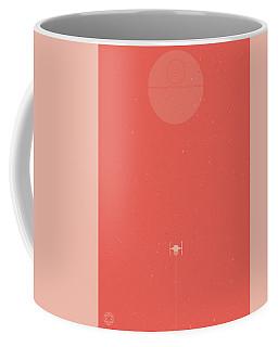 Tie Fighter Defense Coffee Mug