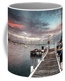 Tied Up In Corio Bay Coffee Mug