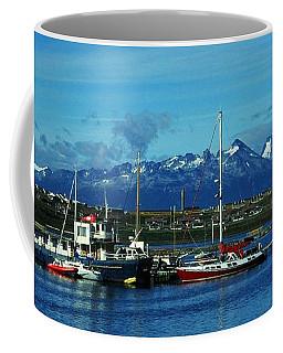 Tierra Del Fuego Coffee Mug by Juergen Weiss